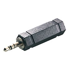 Vivanco Audio Adaptor 3.5mm - 6.3mm Jack Plug