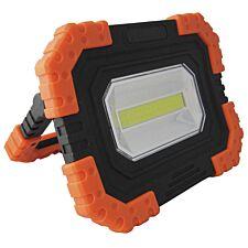 Unicom 5W COB Floodlight - Black and Orange