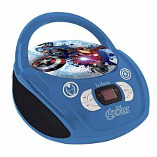 Lexibook Avengers Radio and CD Player