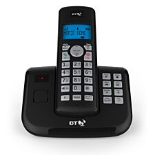 BT 3560 Cordless Home Phone with Nuisance Call Blocking and Answering Machine - Single