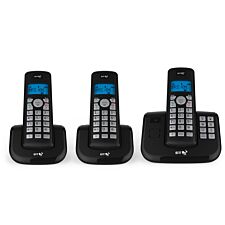BT 3560 Cordless Home Phone with Nuisance Call Blocking and Answering Machine - Trio
