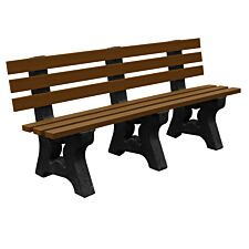 NBB Recycled Multipurpose 2m Bench - Brown