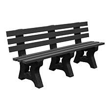 NBB Recycled Multipurpose 2m Bench - Black