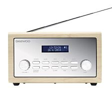 Daewoo Bluetooth DAB Radio