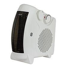 Status 2KW Dual Position Fan Heater - White