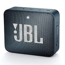 JBL Go2 Portable Bluetooth Speaker - Navy