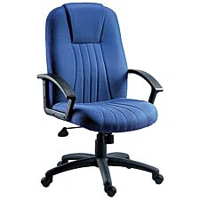 Teknik City Blue Chair