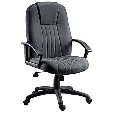 Teknik City Fabric Chair - Charcoal