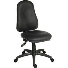 Teknik Ergo Comfort Mesh Chair - Black