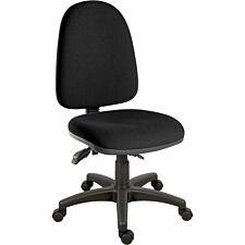 Teknik Ergo Trio Chair - Black