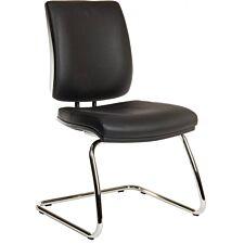 Teknik Ergo Visitor Deluxe Chair - Black