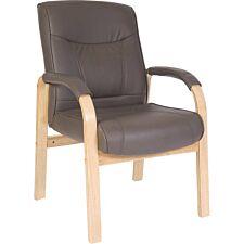 Teknik Richmond Visitor Chair - Brown