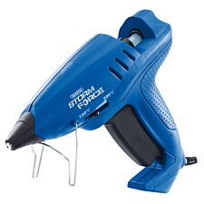 Draper 400W Storm Force Variable Heat Glue Gun with Six Glue Sticks