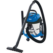 Draper 1250W Wet and Dry Vacuum Cleaner – 15L