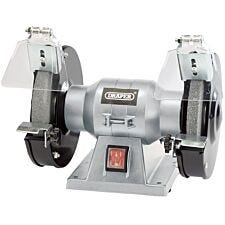 Draper 150mm 150W 230V Bench Grinder