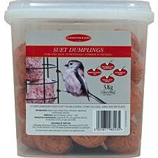 Johnston & Jeff 100g Suet Dumplings - 30 Pack