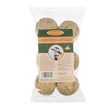 Johnston & Jeff 100g Suet Fat Balls - 6 Pack