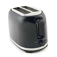 Salter EK2937 Deco Collection 2-Slice 850W Toaster - Black