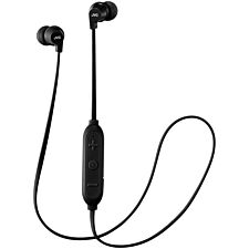 JVC Powerful Wireless Headphones - Black