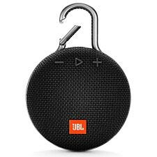 JBL Clip3 Bluetooth Speaker - Black