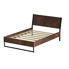 Kishara Double Bed - Copper