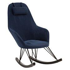 Kolding Rocking Chair - Blue
