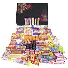 Sharper Edge Monster Retro Sweet Hamper