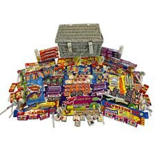 Sharper Edge Monster Retro Sweet Wicker Hamper