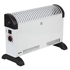 Igenix 2kW Convector Heater with Thermostat
