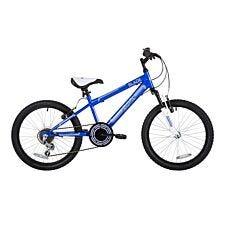 "Sonic Boys Blade 20"" Bike - Blue & White"