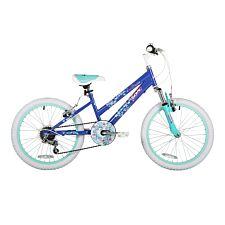 "Sonic Girls Beau 20"" Bike - Blue/Turquoise"