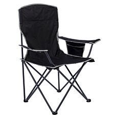 Quest Easy Morecambe Chair - Black