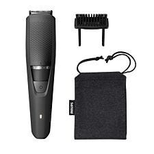Philips BT3226/13 Beardtrimmer Series 300 Beard & Stubble Trimmer with Full Metal Blades