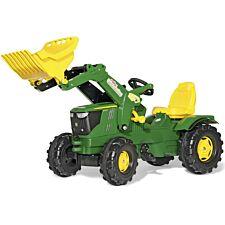 John Deere 6210R Kids Tractor with Front Loader