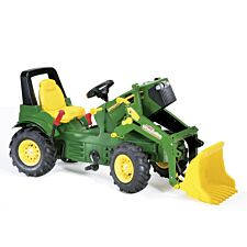 John Deere 7930 Kids Tractor with Loader and Pneumatic Tyres