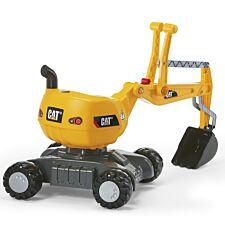 CAT Kids Mobile Excavator