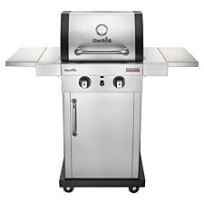 Char-Broil Professional 2200S 2 Burner Gas BBQ - Stainless Steel