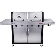 Char-Broil Professional 4600S Gas BBQ - Stainless Steel
