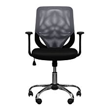 Alphason Atlanta Mesh Chair - Grey