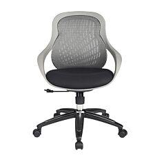 Alphason Croft Operator Chair - Grey