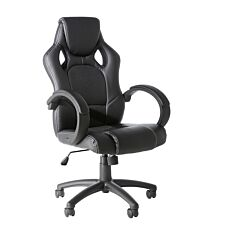 Alphason Daytona Gaming Chair - Black