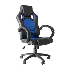 Alphason Daytona Gaming Chair - Blue