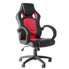 Alphason Daytona Gaming Chair - Red