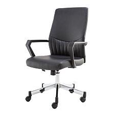 Alphason Brooklyn Chair - Black
