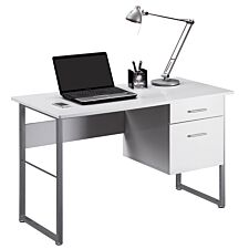 Alphason Cabrini Desk - White