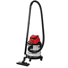 Einhell Power-X-Change 20L Wet and Dry Cordless Vacuum 18V with 1 x 3.0AH Li-Ion Battery