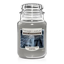 Yankee Candle Home Inspiration Cosy Up Jar Candle