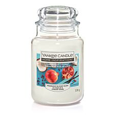 Yankee Candle Home Inspiration Pomegranate Coconut Jar Candle