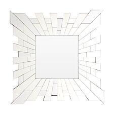 Premiere Housewares Glitzy Square Wall Mirror