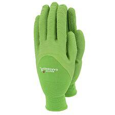 Master Gardener Lite Large Gardening Gloves - Green